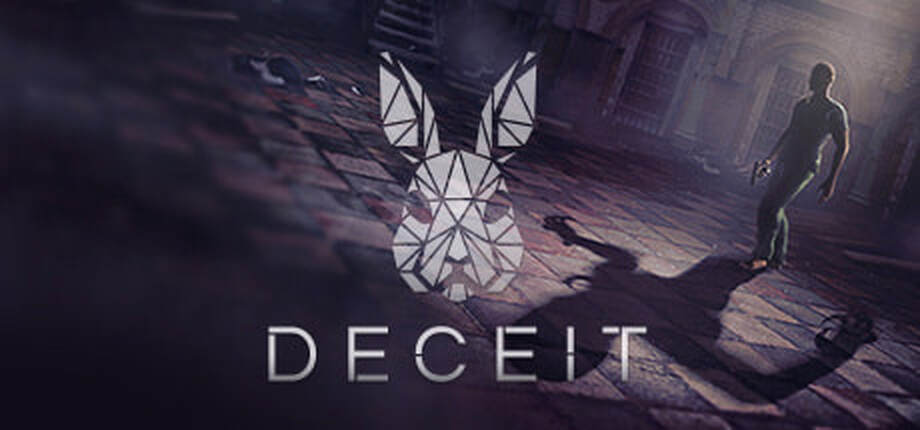 I worked on Deceit, which is a first person multiplayer game released on Steam for PC.